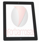Ipad 3 e 4 Digitizer BLACK