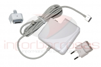 Transf. Compativel Apple 16.5V 3.6A 60W Magsafe Conetor Magnético